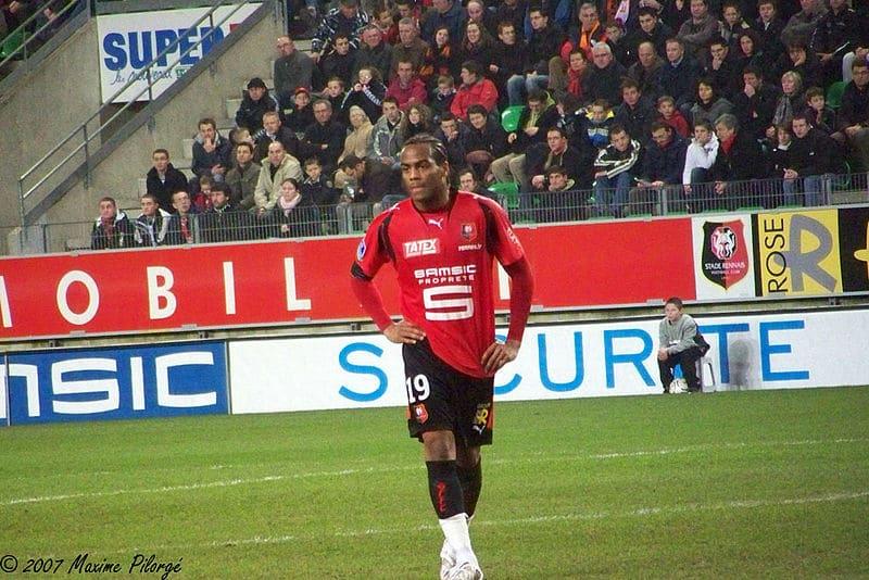 Jimmy Briand – joueur de foot (EA Guingamp)