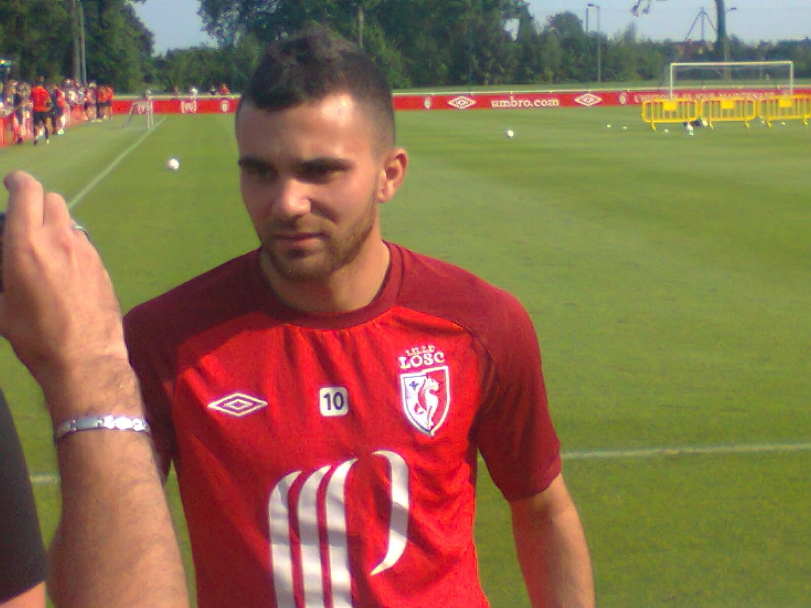 Marvin Martin – joueur de foot (Dijon FC)