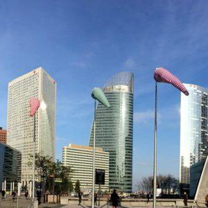 cadre dans la ville de paris